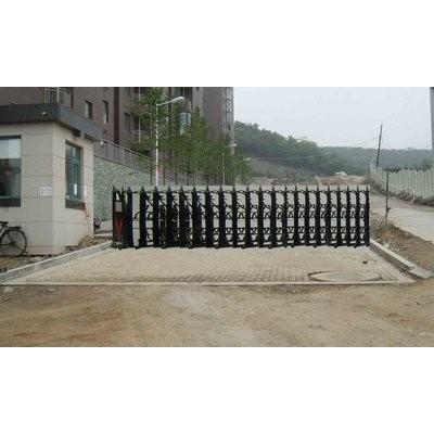 北京伸缩门厂家安装电话