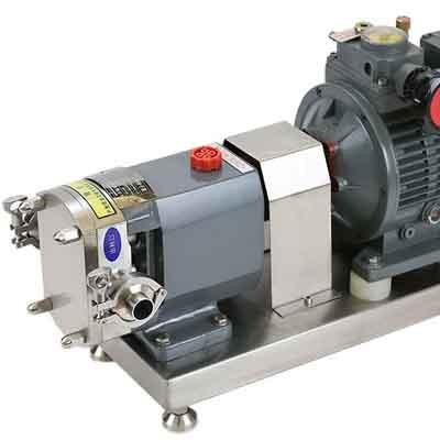 不锈钢凸轮转子泵,万用输送泵,三叶泵,蝶形泵生产厂家实体厂家