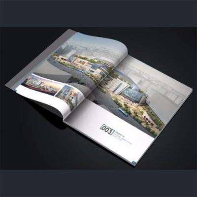 武汉企业宣传画册商务画册定制说明书图册设计印刷