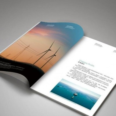 咸宁企业宣传册印刷商品宣传画册印刷酒店宣传画册印刷