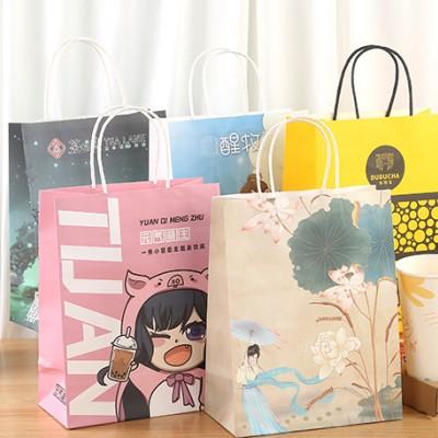 天门精品手提袋印刷产品手提袋定制礼品包装手提袋印刷制作