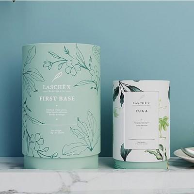 随州包装纸罐定做牛皮纸筒礼品纸罐印刷种子纸罐纸筒印刷
