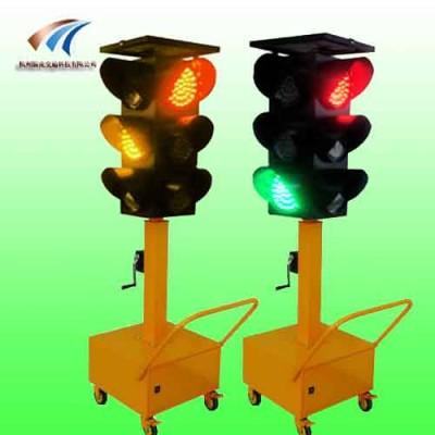 喀什移动太阳能红绿灯 交通信号灯生产厂家