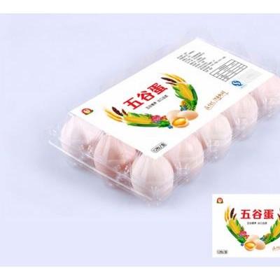邵阳茶油包装不干胶贴纸定制鸡蛋不干胶标签印刷