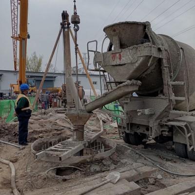 保定高压铁塔桩基施工队,高压线路铁塔基础施工队